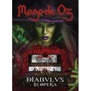 Diabulus in Opera: Mago de Oz (2 CD + DVD)