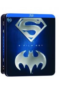 Batman & Superman Antología (Blu-Ray) (Ed. Metálica)