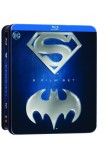Batman & Superman Antología (Blu-Ray) (Ed. Metálica)