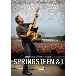 Springsteen & I (Bruce Springsteen) DVD