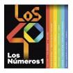 Los Números 1 De Los 40 (2020) CD(2)