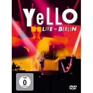 Live In Berlin (Yello) DVD