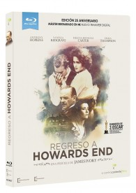 Regreso A Howards End (Ed. 25 Aniversario) (Blu-Ray)