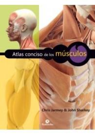 ATLAS CONCISO DE LOS MÚSCULOS (Color) (Medicina) Tapa blanda