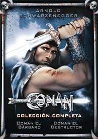 Conan El Bárbaro + Conan El Destructor