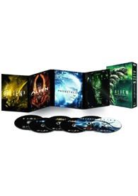 Pack Alien (Vol -1 a Vol-6)