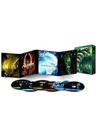 Pack Alien (Vol -1 a Vol-6) (Blu-Ray)