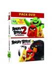 Pack Angry Birds. Películas 1 + 2