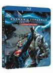 Batman V Superman : El Amanecer De La Justicia (Ed. Metálica Ilustrada) (Blu-Ray)