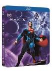 El Hombre De Acero (Ed. Metálica Ilustrada) (Blu-Ray)