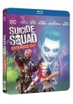 Escuadrón Suicida (Ed. Metálica Ilustrada) (Blu-Ray)