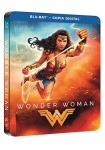 Wonder Woman (Ed. Metálica Ilustrada) (Blu-Ray)