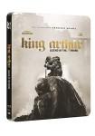 Rey Arturo : La Leyenda De Excalibur (Blu-Ray 3d + Blu-Ray) (Ed. Metálica)