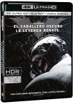 El Caballero Oscuro : La Leyenda Renace (Blu-Ray 4k Ultra Hd)