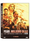 Fear The Walking Dead - 1ª Y 3ª Temporada (Blu-Ray)