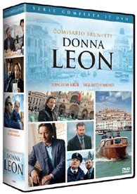 Comisario Brunetti - Donna Leon (2002-2010) Colección Completa