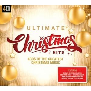 Ultimate... Christmas Hits CD(4) Box Set