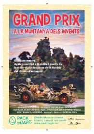 Grand Prix a la muntanya dels invents (Catalá)