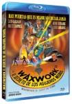 Waxwork, El Secreto De Los Agujeros Negros (Blu-Ray)