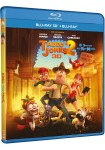 Tadeo Jones 2: El Secreto Del Rey Midas (Blu-Ray 3d + Blu-Ray)