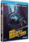 1997 : Rescate En Nueva York (Blu-Ray) (Divisa)