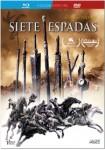 Siete Espadas (Blu-Ray+DVD)