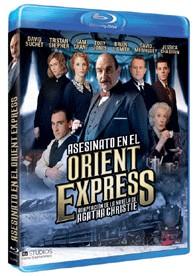 Agatha Christie - Poirot: Asesinato En El Orient Express (Nueva Edición) (Blu-Ray)