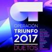 Operación Triunfo 2017 (Duetos) CD