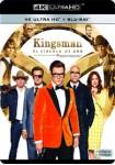 Kingsman : El Círculo De Oro (Blu-Ray 4k Ultra Hd + Blu-Ray)