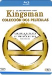 Kingsman : Servicio Secreto + Kingsman : El Círculo De Oro (Blu-Ray)