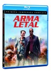 Arma Letal - 1ª Temporada (Blu-Ray)
