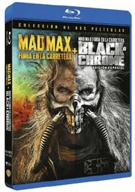 Mad Max : Furia En La Carretera (Blu-Ray)