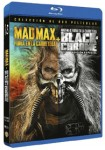 Mad Max : Furia En La Carretera (Ed. Especial Black & Chrome) (Blu-Ray)
