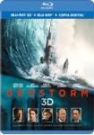 Geostorm (Blu-Ray 3d + Blu-Ray)