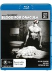 Blood for Dracula (Sangre Para Dracula) (Blu-Ray)