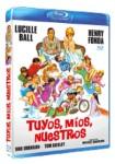 Tuyos, Míos, Nuestros (Blu-Ray)
