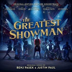 B.S.O The Greatest Showman CD