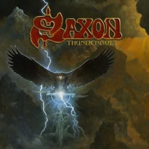 Thunderbolt: Saxon CD