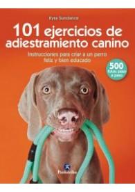 101 ejercicios de adiestramiento canino (Animales de Compañía) Tapa blanda