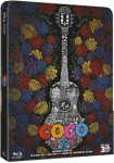 Coco (Blu-Ray 3d + Blu-Ray + Extras) (Ed. Metálica)