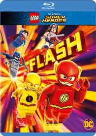 Lego Dc Super héroes : Flash (Blu-Ray)