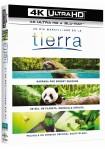 Un Día Maravilloso En La Tierra (Blu-Ray 4k Uhd + Blu-Ray)