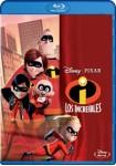 Los Increíbles (Blu-Ray)