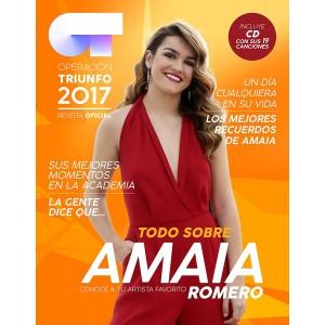 Operación Triunfo 2017: Sus Canciones (Amaia Romero) CD