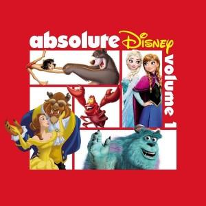 Absolute Disney - Volume 1 (CD)