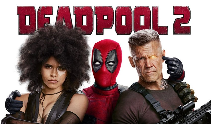 Comprar Deadpool 2